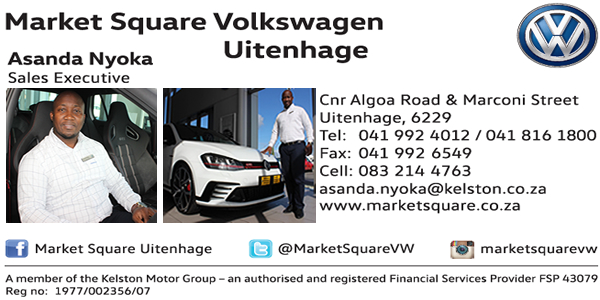 Asanda Nyoka - Sales Executive